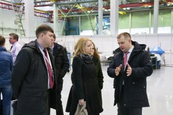 На секции «Образование для технологического лидера» обсудили внедрение дуальной системы образования в Ярославской области