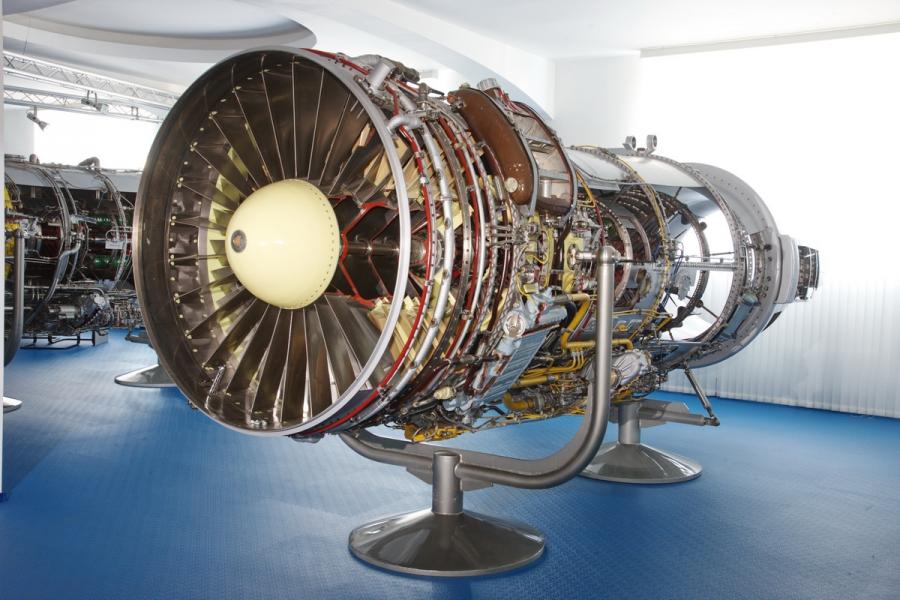 Авиадвигатель для Ил-62М